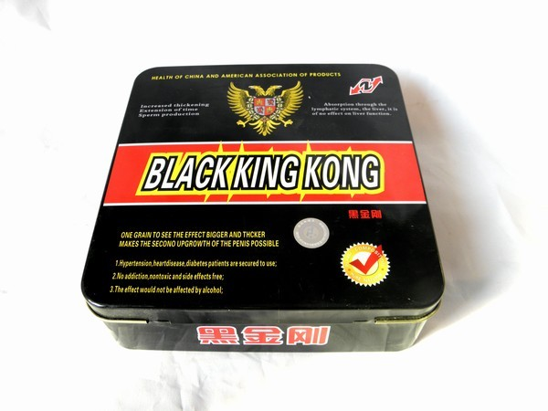 Black King Kong Pills 1