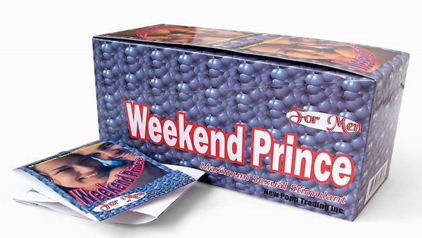 Weekend Prince